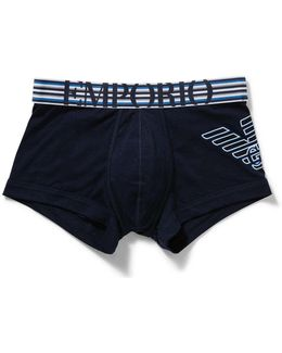 Men's Knit Trunk