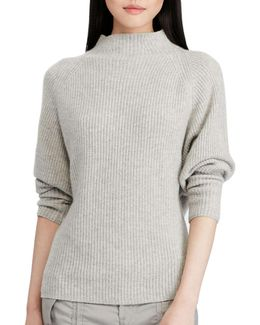 Long Sleeve Cashmere Sweater