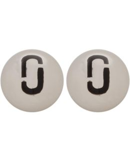 Icon Enamel Half Ball Studs