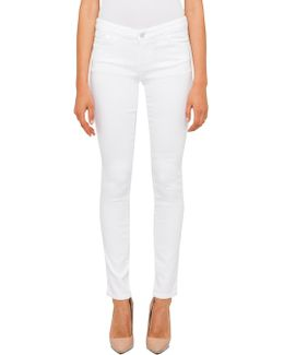 J23 Medium Rise Push Up Super Skinny Jean