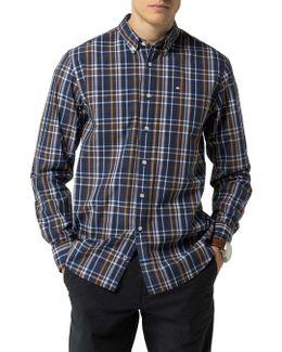 Ronan Check Shirt