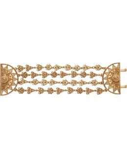 Ornate Charm Bracelet