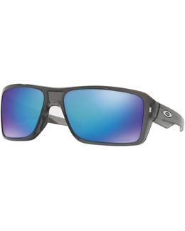 Double Edge Sunglasses, Oo9380 66