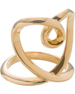Darcey Round Ring