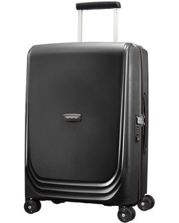 Optic 55cm Spinner With Expanders Suitcase