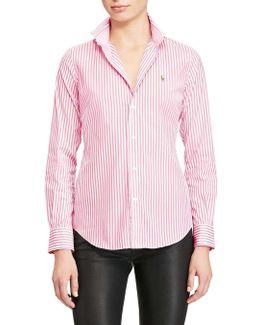 Poplin Gingham Kendal Shirt