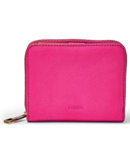 Emma Multifunctional Wallet Leather