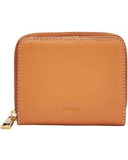 Emma Mini Wallet Leather