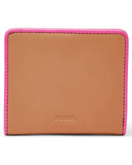 Emma Mini Tab Wallet Leather