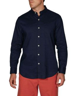 Monaco Tides Long Sleeve Shirt