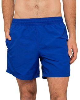 Hawaiian Boxer Swim Short