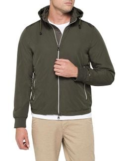 Darrel Hooded Jacket