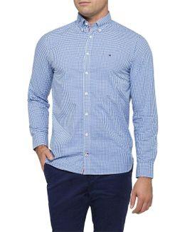Stewart Check Shirt