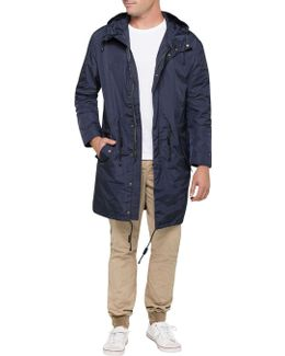 Br Spencer Parka Jacket