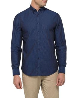 Dotted Dobby Shirt
