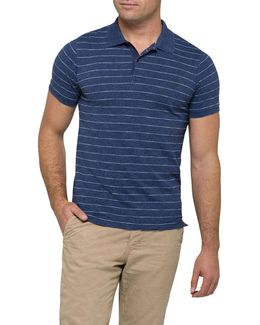 Liam Stripe Polo