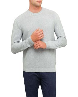 Ribbed Knitwear