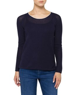 Elsi Mini Cable Sweater