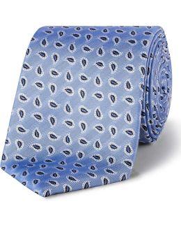 Neat Paisley Tie