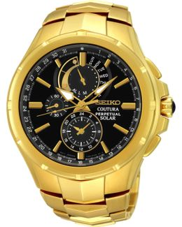 Men's Coutura Chronograph Perpetual Watch