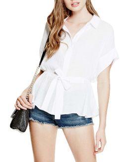 Shortsleeve Gracie Kimono Shirt