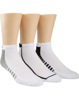 3 Pk Coolpass Liner Sock