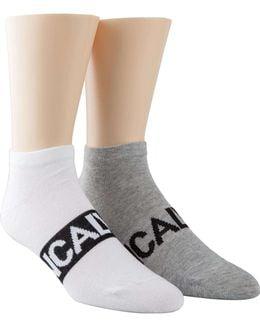 2 Pk Intense Power Sock