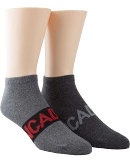 2 Pk Intense Power Sock