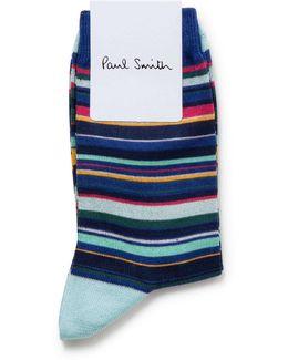 Carol Multistripe Sock