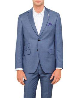 Textured Nailshead Jacket