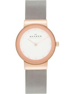 White Klassik Watch