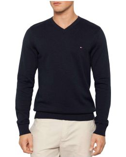 Pacific V-neck Knit