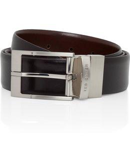 Dress Reversable Belt