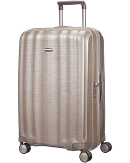 Litecube 76cm Spinner Champange Suitcase