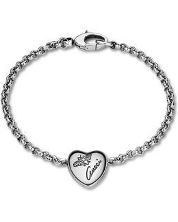 Flora Heart Collection Bracelet