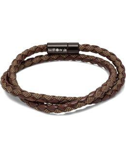 Double Wrap Chelsea Bracelet