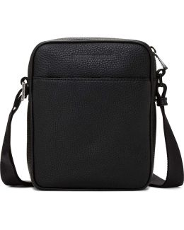 Linea Luxor Pebbled Leather N/s Bag