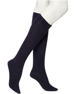 Modal Knee High Sock