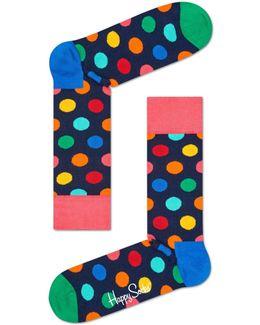Big Dot Low Sock