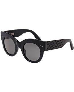 Bv0008s001 Bold Round Sunglasses