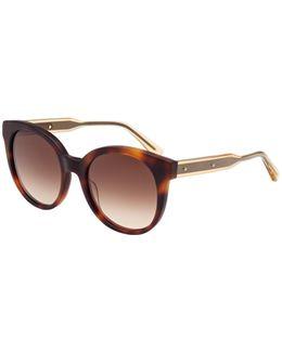 Bv0002s Round Sunglasses