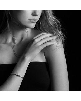 Petite Wheaton Bracelet With Citrine And Diamonds