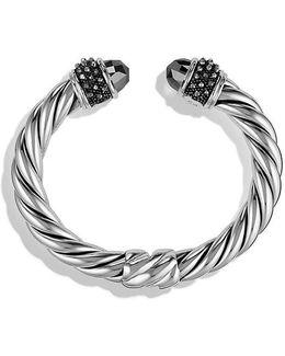 Osetra Bracelet With Hematine, 10mm