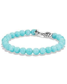 Spiritual Beads Bracelet With Amazonite