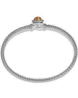 Châtelaine® Bracelet With Citrine