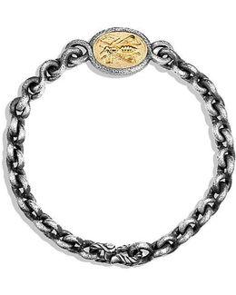 Petrvs Bee Bracelet With 18k Gold