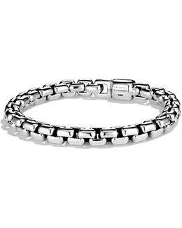 Box Chain Bracelet, 7.5mm