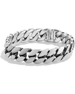 Curb Chain Bracelet, 15mm
