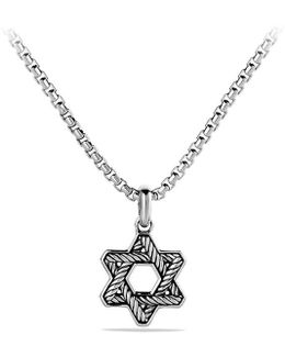 Cable Star Of David
