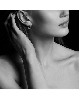 Pure Form® Pod Earrings In 18k Gold, 15mm